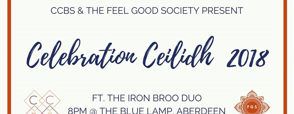 Creative & Cultural Business Society + The Feel Good Society