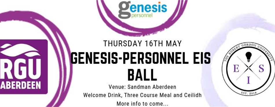 Genesis Personnel EIS Ball