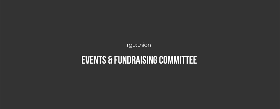 RGU:Union Events and Fundraising Committee
