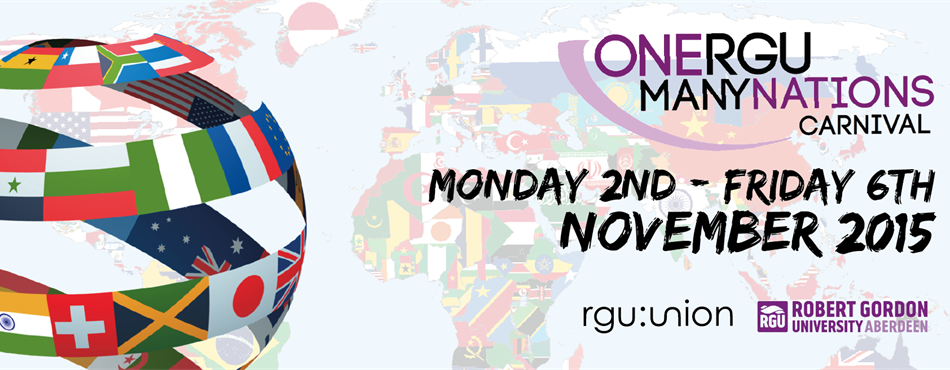 One RGU, Many Nations Carnival