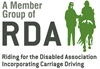 Riding for the Disabled, Deeside Group logo