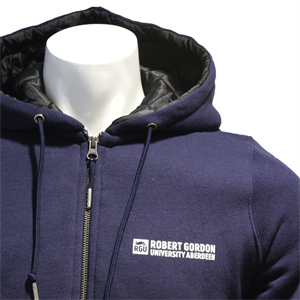 Image for Camden Quilted Hoodie - Navy Eclipse - XS