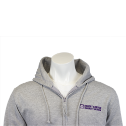 Image for Zipped Hoodie - Grey - S