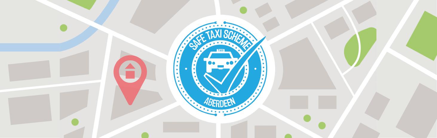 Safe Taxi Scheme Banner